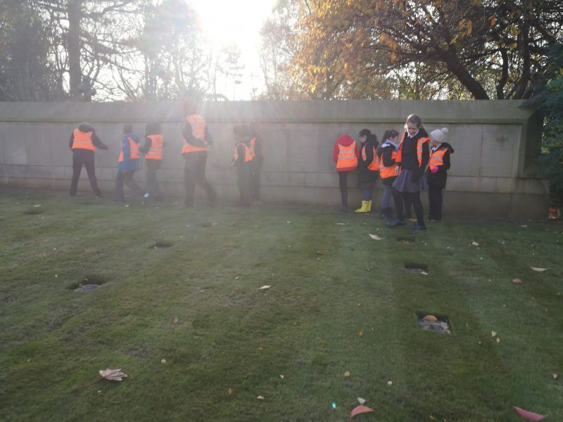 Paganel Primary Students explore World War One