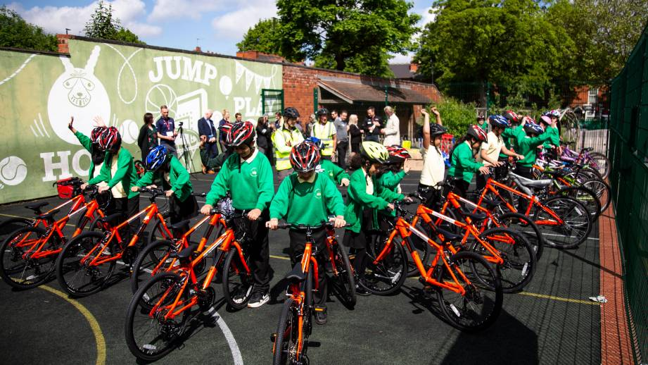 Big Birmingham Bikes – The Active Wellbeing Society