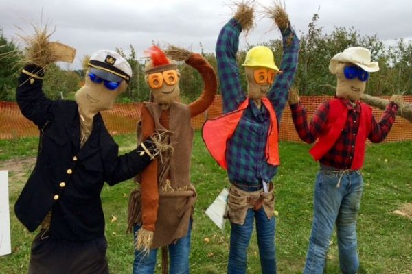 Finding Minnesota_ Scarecrow Festival At Emma Krumbee's